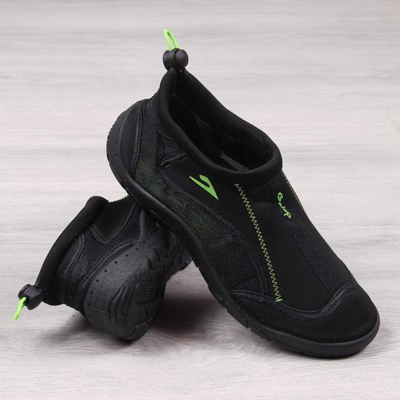 Buty do wody na gumkę czarne Galop