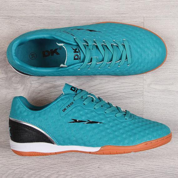 Buty sportowe halówki niebieskie DK