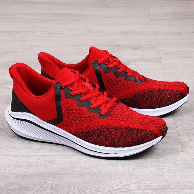 Buty sportowe męskie czerwone Atletico