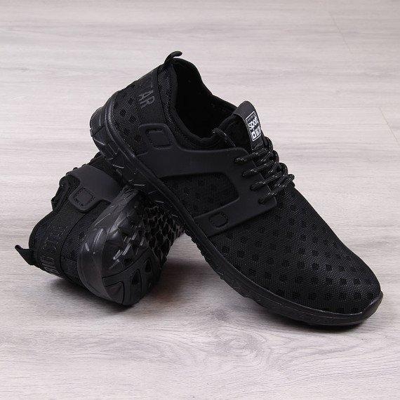 Buty sportowe męskie lekkie czarne Big Star DD174130