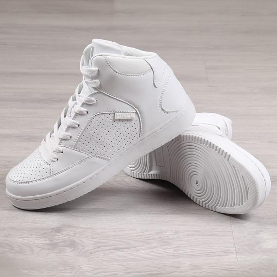 Buty sportowe wysokie białe Big Star EE274210