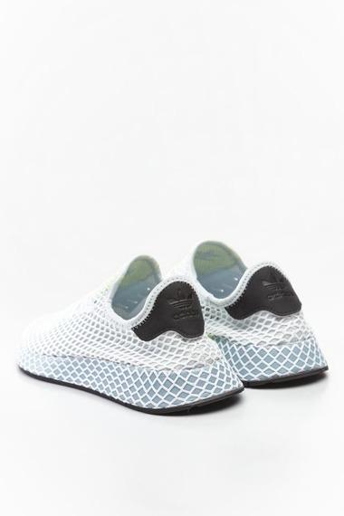 Sneakersy białe Adidas Deerupt Runner W CG6094