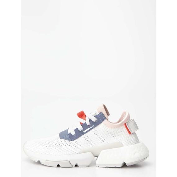 Sneakersy damskie z siateczką  Adidas POD S3 1 J EE6750