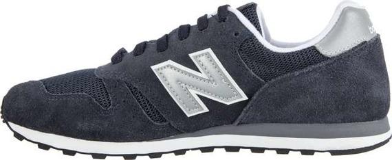 Sneakersy męskie granatowe New Balance ML373NAY