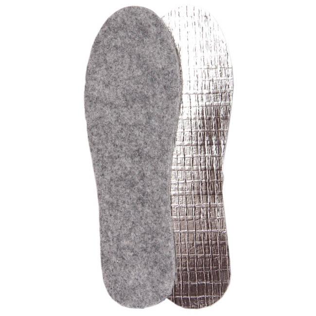 Wkładki do butów termoizolacyjne z filcem Coccine